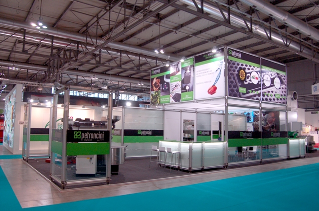 Petroncini_Stand at Host 2015